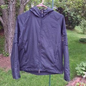 Boy's Polo rain jacket size M (10/12)